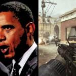 Obama contra los videojuegos