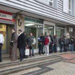 Desempleo record en España