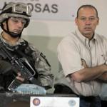 Berni insiste en que Argentina es un pais seguro