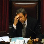 Cobos: el vice perjudica a la presidenta