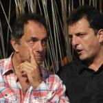 Scioli y Massa siguen dando que hablar