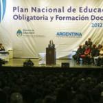 CFK lanzo un nuevo plan educativo con 13 años de escolaridad obligatoria