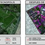 Macri publico el antes y el después de tecnopolis