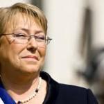Bachelet quiere volver a la presidencia