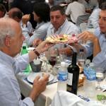 El almuerzo de Lavagna y Macri  en Expoagro