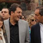 Scioli y Massa, nuevamente juntos
