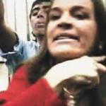Cecilia pando, condenada por agravios