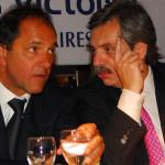 """Fernandez: """"Scioli es el hombre para el 2015″"""