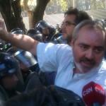 Bodart presentó una denuncia penal contra Macri por represión en el Borda