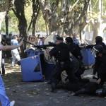 Resistencia y represion en el Borda