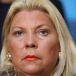 Carrio rechazo invitación a acto por democratizacion de la Justicia