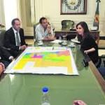 La tragedia reunió a CFK y Scioli