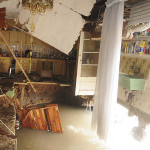 Los costos económicos del temporal: $2.600 millones
