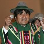 La justicia dio el OK para la rere de Evo Morales