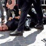 Italia: desocupado a los tiros en plena jura de Ministros