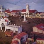 Cómo era la Ciudad hace 500 años