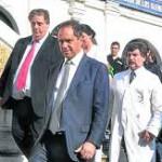 Abuchearon a Scioli mientras visitaba heridos de la tragedia