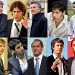 Políticos y galanes