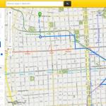 El nuevo mapa interactivo de la Ciudad