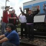 Trenes: amenazan con paro ante posible instalación de cámaras de seguridad