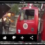 El video de la explosión en Rosario