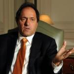 """Scioli llama a cuidar la """"estabilidad institucional"""""""