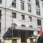 Escape de gas en el Hospital Gutiérrez
