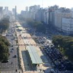 El Metrobus podría cruzar la General Paz
