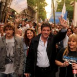 Día de la Lealtad con movilización y apoyo a CFK