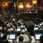 Legislatura: Pro, FPV y UNEN votaron deuda para subtes