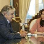 Según Mujica, América Latina necesita la presencia luchadora de Cristina