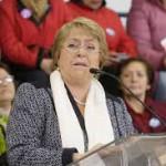 Chile: Bachelet a segunda vuelta
