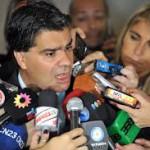 Capitanich arrancó la semana convocando a Macri