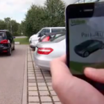 Valet parking desde tu celular