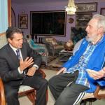 Las relaciones entre Cuba y México, nuevamente en paz