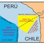Tras fallo de la Haya, se trazarán nuevos limites en la frontera entre Chile y Perú