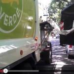 Asi se recolecta la basura en la Ciudad (VIDEO)