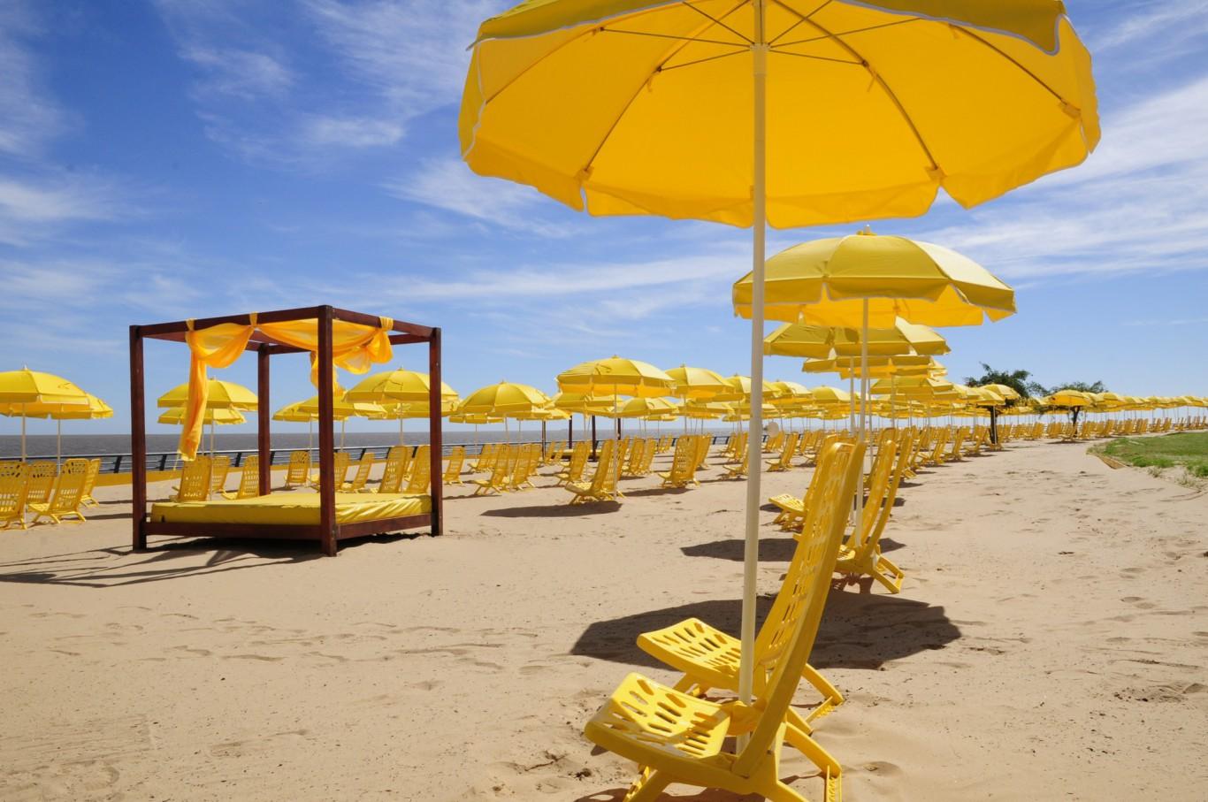 Пляж буэнос айрес фото