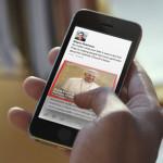 """Facebook lanzó """"Paper"""" su nueva aplicación"""