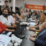 Provincia adelanta la discusión por paritaria docente