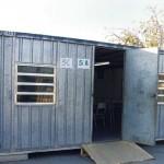 Gallardo prohibió las aulas – containers en el Lenguas Vivas