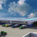 Instalarán en el sur de la Ciudad un centro de logistica y distribución