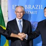 Dilma encabeza las negociaciones de acuerdo económico entre el Mercosur y la Unión Europea