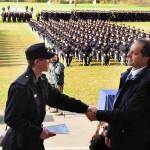 Apelan a la vocación para reclutar aspirantes a la Policía Bonaerense