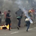Protesta trágica en Venezuela