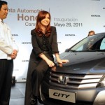Cristina fustigó por el aumento injustificado de los automóviles 0km