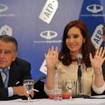 Cristina inauguró nuevas instalaciones en el aeroparque Jorge Newbery