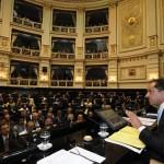 Se pone en movimiento la Legislatura Bonaerense