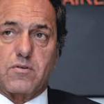 Scioli declaró la emergencia en materia de seguridad