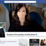 CFK, la mandataria latinoamericana que lidera Facebook